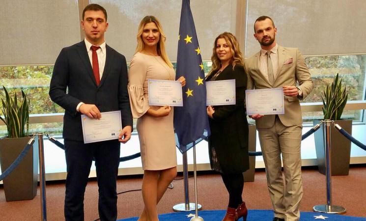 Mladi SBB-ovci uspješno završili školu političkih studija Vijeća Evrope u BiH