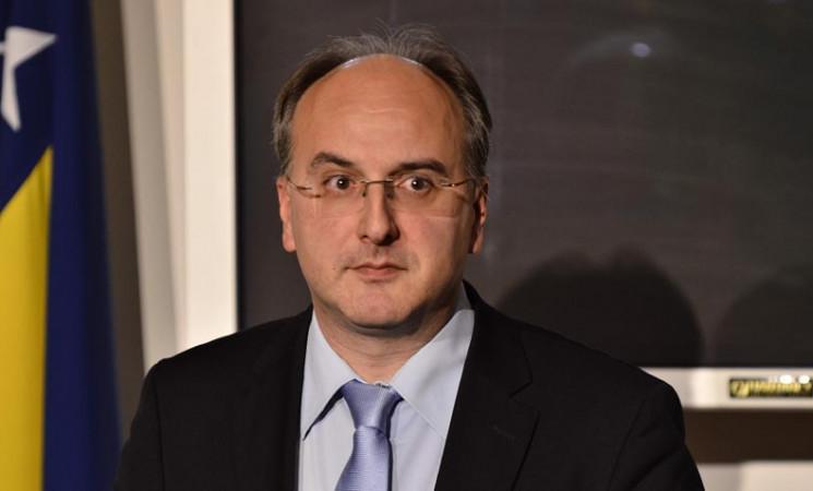 Arnaut izabran za izvjestioca Parlamentarne skupštine Vijeća Evrope